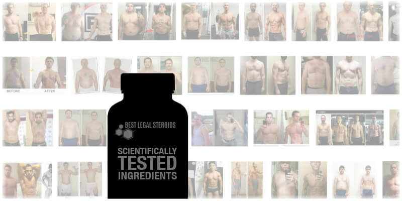 Best Legal Steroids - Bulking and Cutting Supplements